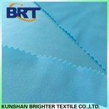 TPU로 박판으로 만들어지는 100%년 폴리에스테 방수 Breathable 파란 뜨개질을 한 직물