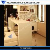 Tabella calda del POT di buffet della mobilia moderna di superficie solida della Tabella