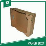Caixa forte personalizada da bandeja de papel de qualidade para a fruta