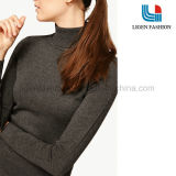 Warme Turtleneck-Frauen-Strickwaren für Herbst-u. Winter-Kapitel