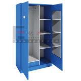 plein classeur en acier de meuble d'archivage du bureau 2-Door pour l'usage de pièce de personnel (DG-32)