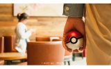 Bewegliche Aufladeeinheits-Energien-Bank mit Handwärmer Pokemon gehen (YM2/6000mAh/multicolor)
