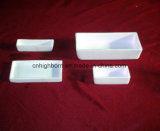Crogiolo di ceramica dell'allumina di temperatura elevata 99.5%