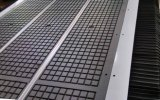 Router 1325 do CNC para a estaca de alumínio e a gravura do painel da placa