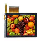 3.5inch bewegliche LCD Bildschirmanzeige des Bildschirm-240*320 RGB 6 Bit+Spi der Schnittstellen-TFT LCD
