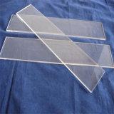 Plaque de quartz d'espace libre de grande pureté pour corriger UV