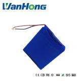 力バンクのための105075pl 1600mAh 7.4V李イオン電池