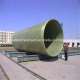 Tubo subterráneo del tubo de petróleo del mortero de GRP FRP FRP