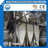 Molino de alimentación flotante de los pescados de Sinking&, cadena de producción del pienso