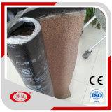 Material para techos impermeable modificado Sbs/APP de Menbrane del betún del papel de aluminio