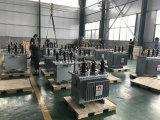 trasformatore elettrico della lega amorfa a bagno d'olio 30-2500kVA