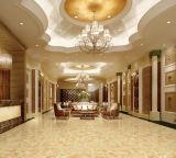 De opgepoetste Verglaasde Marmeren Tegel van de Vloer van het Porselein (JM63292D)