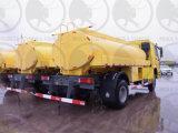 Sinotruk HOWO 4X4 10の000L燃料のタンク車