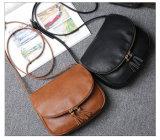 標準的な女性のハンドバッグの女性ショルダー・バッグPU革Crossbody袋(WDL0947)