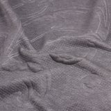 폴리에스테 자카드 직물 패턴을%s 가진 매트리스 그리고 베개를 위한 날실에 의하여 뜨개질을 하는 자카드 직물 직물