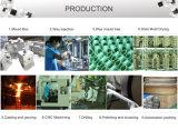 Alojamento do Filtro de Aço Inoxidável Personalizada