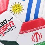 국기 디자인 월드컵 사용 기계에 의하여 바느질되는 축구 공