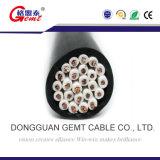 Сели на мель кабель алюминиевой изоляции PVC проводника электрический