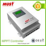 60A 24V/48V自動作業高性能PC1600 LCDの表示制御装置