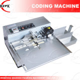 Acero inoxidable tipo ancho de la máquina de codificación para la fecha y nº de lote de la codificación de China