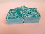 HF-gedruckte Schaltkarte auf 30 Mil (0.762mm) RO4350b mit Immersion-Gold