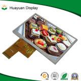 5 pouces TFT LCD 480*272 Résolution écran tactile