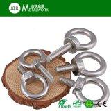 M10 M12 Garde 4.8の亜鉛によってめっきされる電流を通されたアイボルト(DIN580)