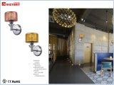 Moderne dekorative Glasbeleuchtung-neues Entwurfs-Wand-Licht für Hotel