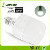 Gleichwertiges 20W T80 E26 Tageslichtweiße LED Birdcage-Birne der Leistungs-2200lm 180watt