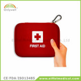 Medizinische persönliche Emergency im Freien kampierende Erste-Hilfe-Ausrüstung