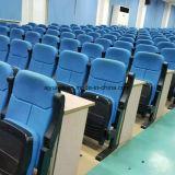 زرقاء سينما كرسي تثبيت يطوي مقادة مع [كب هولدر]