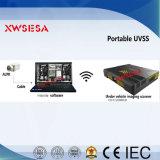 (手段の監視のセキュリティシステム(携帯用UVSS)の下の一時点検)無線電信