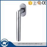 Pega da janela de aço inoxidável com base em liga de zinco
