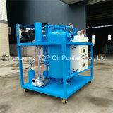 Máquina en línea del purificador de petróleo de la turbina de Ty de la serie con la emulsificación fuerte