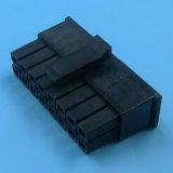 Микро--Приспособьте 3.0 разъем Pin Molex пластмассы 16 провода