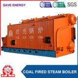 Kettengitter-Kohle-Dampfkessel mit füttern Heizer für Industrie über