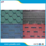 Roofing Waterproofing를 위한 섬유유리 Reinforced Asphalt Shingle