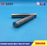 Hastes de carboneto de tungsténio com alta resistência à flexão de Zhuzhou