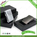 Do cigarro Flameless recarregável por atacado do USB do metal de China isqueiro eletrônico
