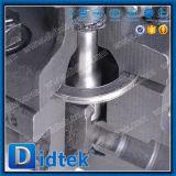 Didtek ha forgiato la valvola a saracinesca saldata zoccolo dell'estremità Wc9 del cofano del bullone d'acciaio