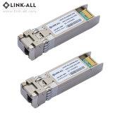 10GB/S 80km Bidi 1490/1550nm SFP+ Optische Zendontvanger met Ddmi