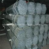 Tubo de acero galvanizado para la pesca