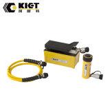 vente chaude à simple effet hydraulique du cylindre 100t hydraulique
