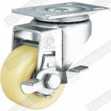 Support de roue 65mm ppt Roulette légers (double roulement à billes)