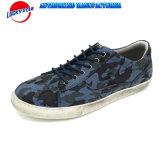 Chaussures occasionnelles d'hommes neufs en matériau de Commo