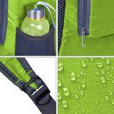 Morral al aire libre material de nylon del bolso del bolso al por mayor colorido del recorrido