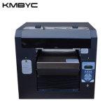 Byc A3 más la impresora multi solvente brillante del plano de la función de los colores de la talla 8