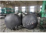 Mandrin de caoutchouc gonflable pneumatique pour la fabrication de ponceau