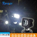 Motocicleta barata LED del precio 2.5inch 12W que conduce la luz de trabajo
