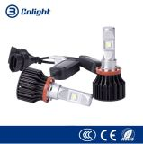 8000LM 70W LED Auto Kit de faros H1 H3 H4 H7 H9 H11 El faro de la serie G con LED CREE